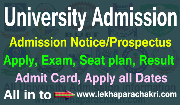 All best university admission