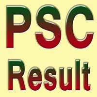 psc result